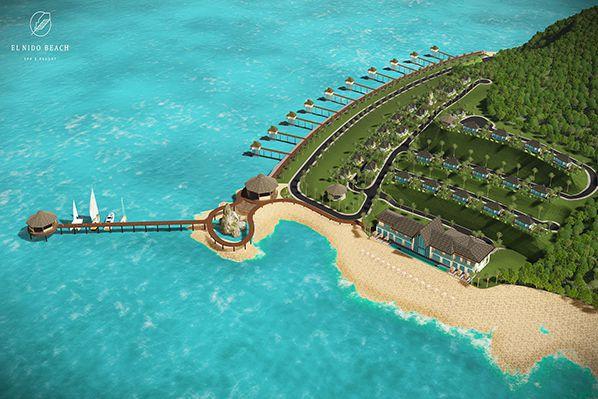 El Nido Beach Spa & Resort bernieshoot