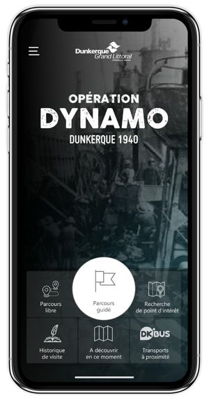bernieshoot application dynamo