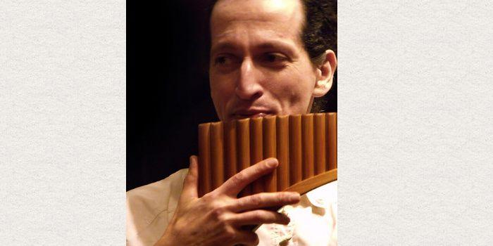 Pierre Bertaut, accordeur de métier, flûtiste et calligraphe par passion