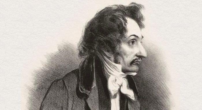 Pierre François Lacenaire,(1803-1836)