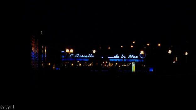 Un soir, à Palavas