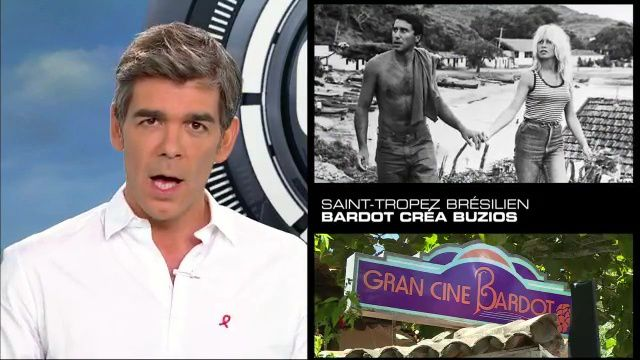 "Brigitte Bardot ...""Et Bardot créa Buzios""..."