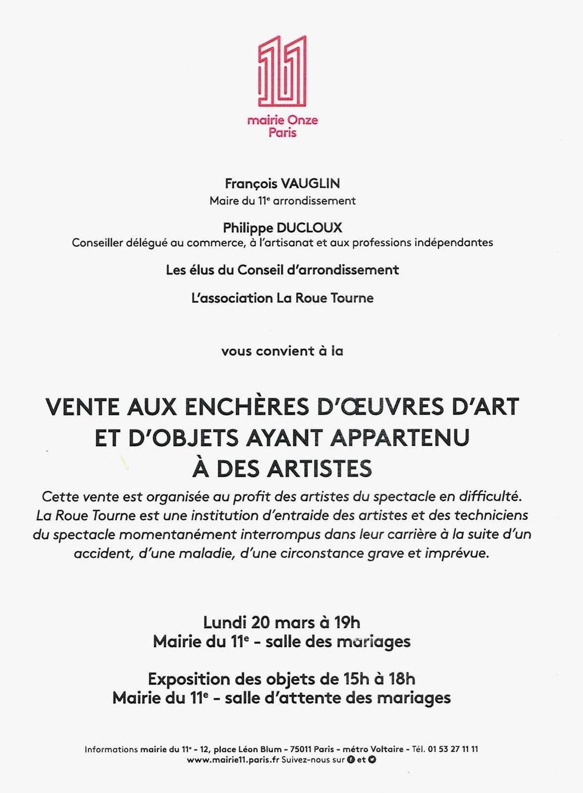 "Brigitte Bardot Marraine de ""la roue tourne"""