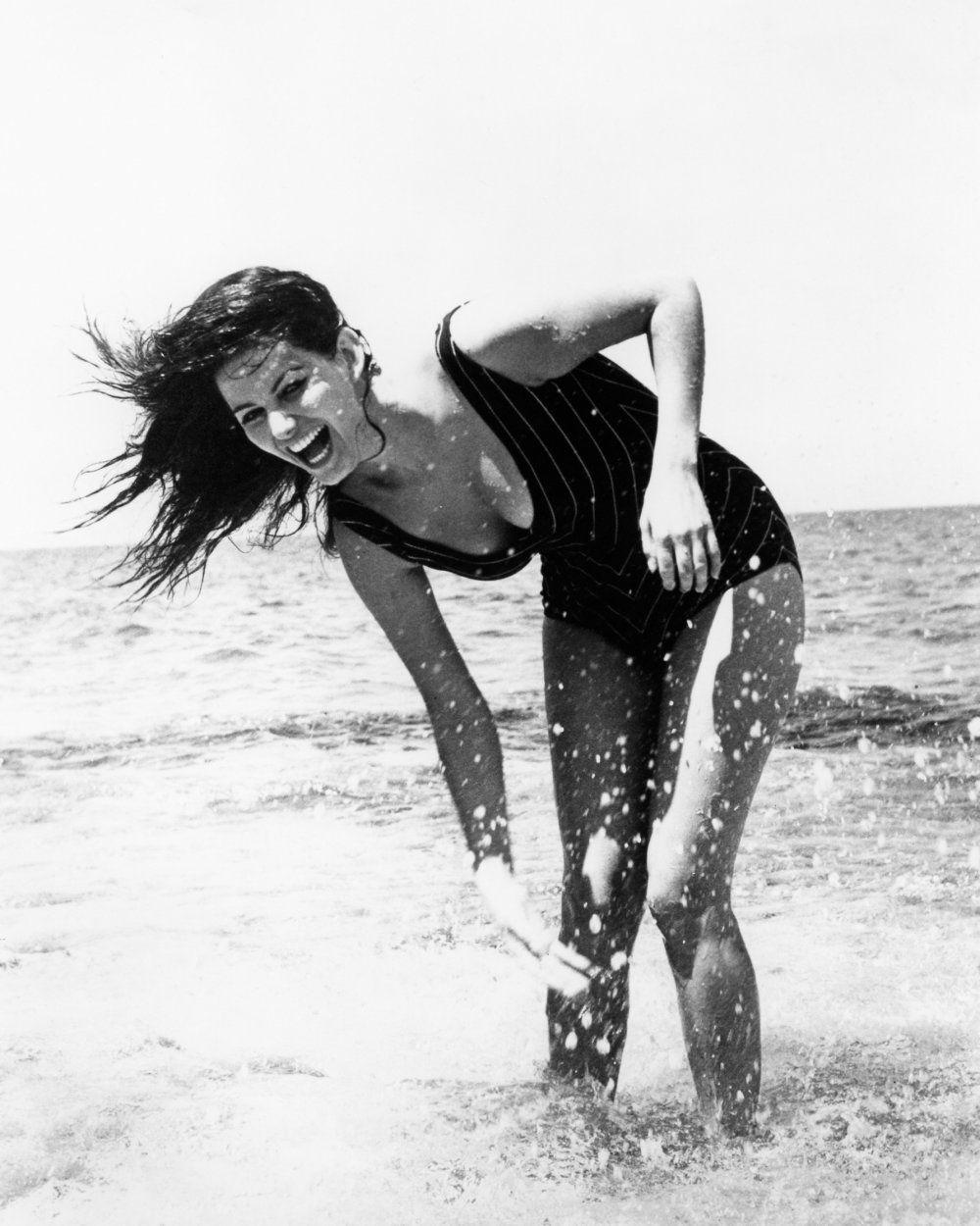 De Brigitte Bardot à Marilyn: les icônes à la plage...