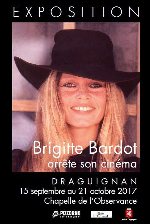 Brigitte Bardot : Exposition à Draguignan...