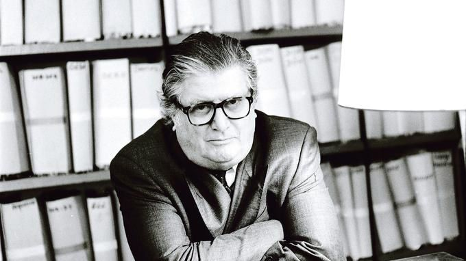 Jean-Claude Fasquelle, ex-PDG de Grasset (ici en 2010).