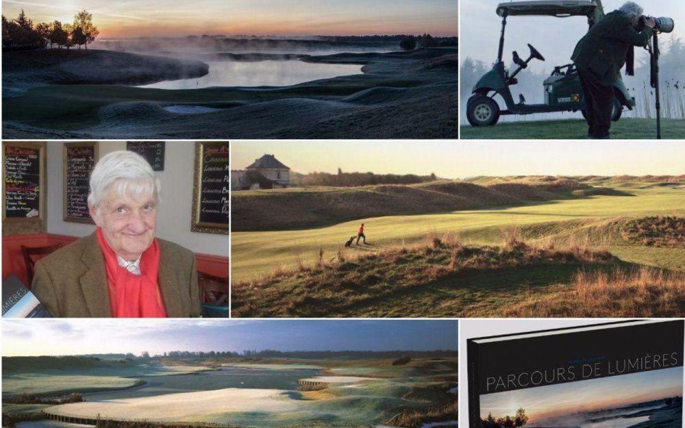 Guyancourt : il livre son amour pour le Golf national en photos...et Brigitte Bardot !