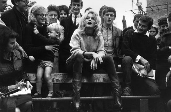 L'actrice et mannequin française Brigitte Bardot est devenue une activiste des droits des animaux