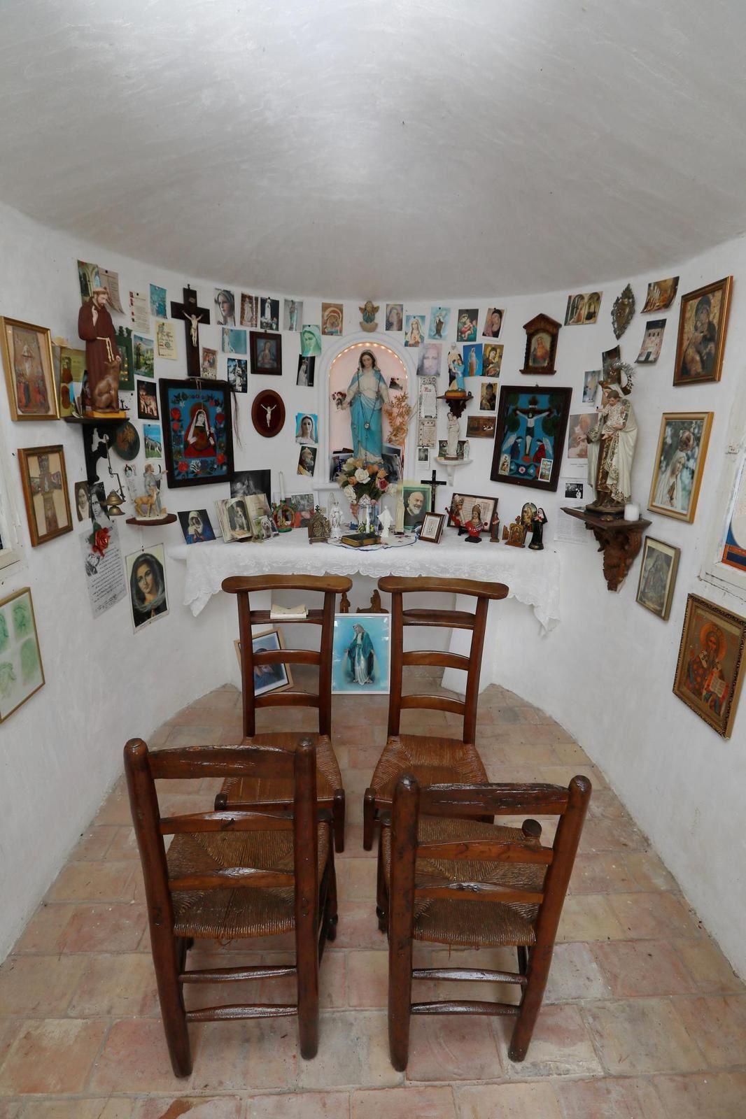 Saint-Tropez Chapelle de Brigitte Bardot ...