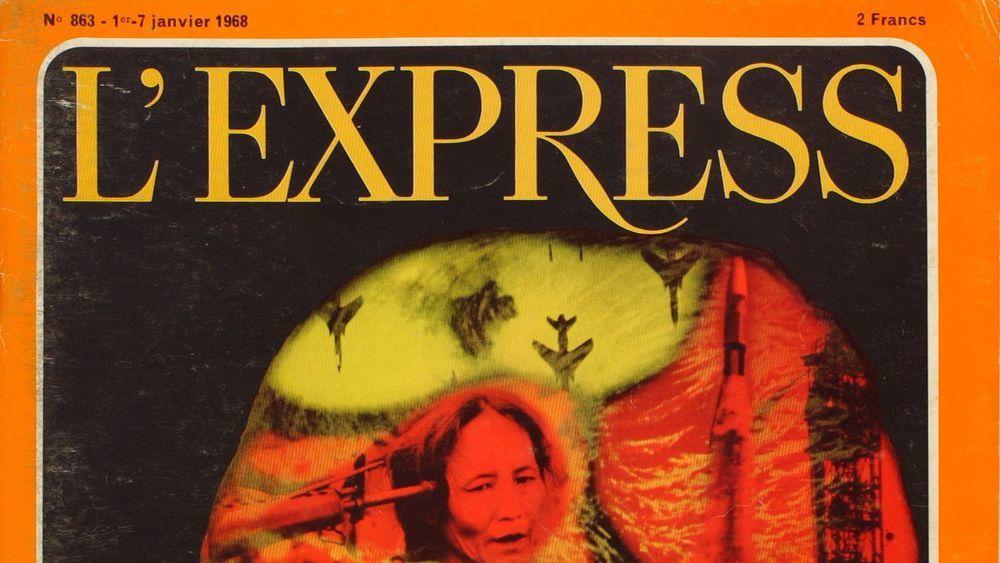 1er janvier 1968: l'année américaine de L'Express. l'express