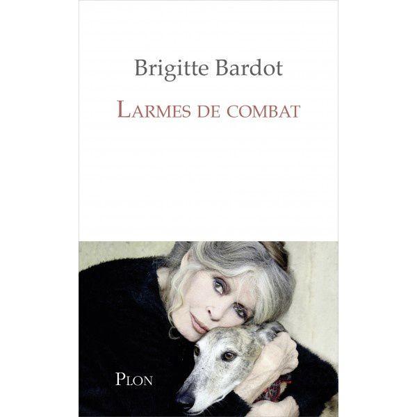 """Brigitte Bardot """"Larmes de combat"""" disponible à la fondation éponyme..."""