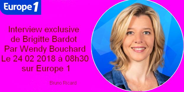 Brigitte Bardot : Interview exclusive !