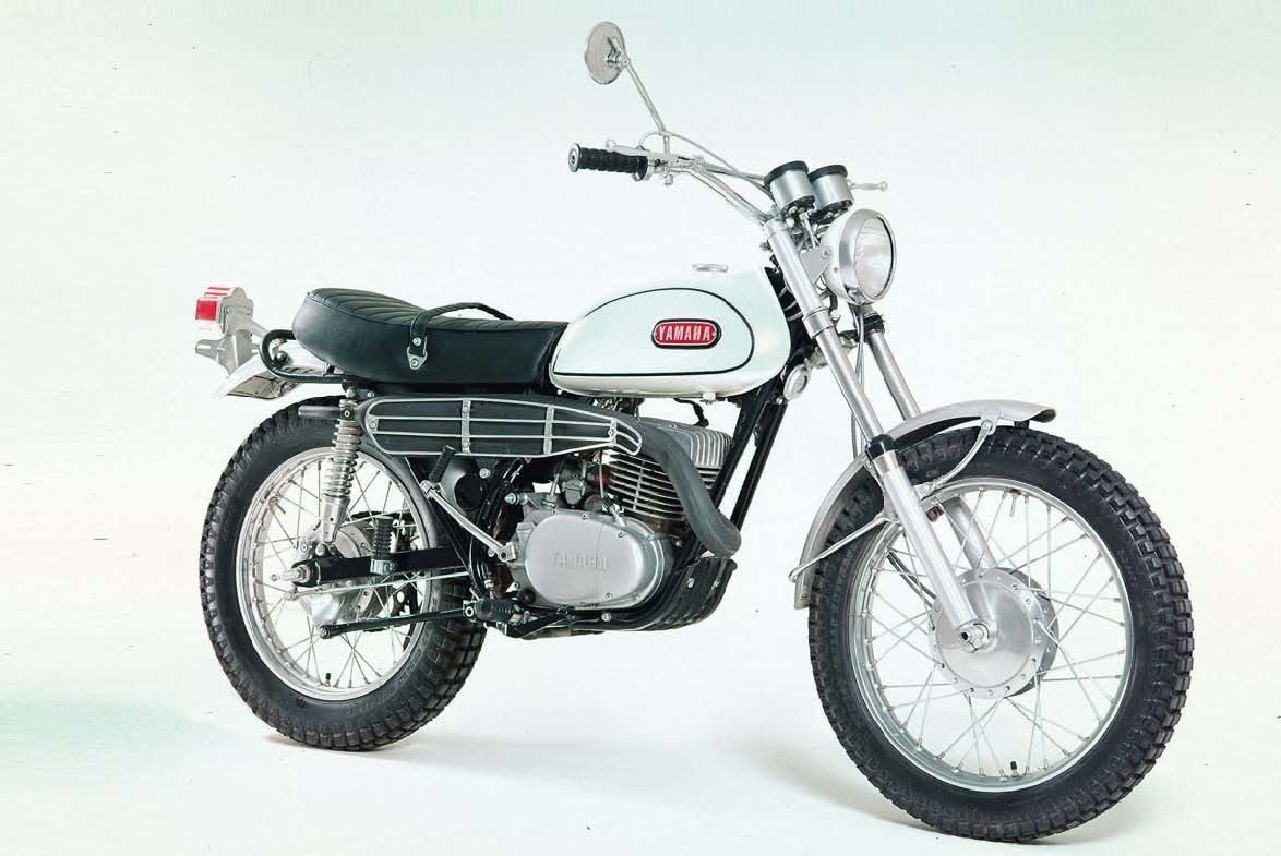 Brigitte Bardot...Yamaha AT1 : Sex-Symbol...