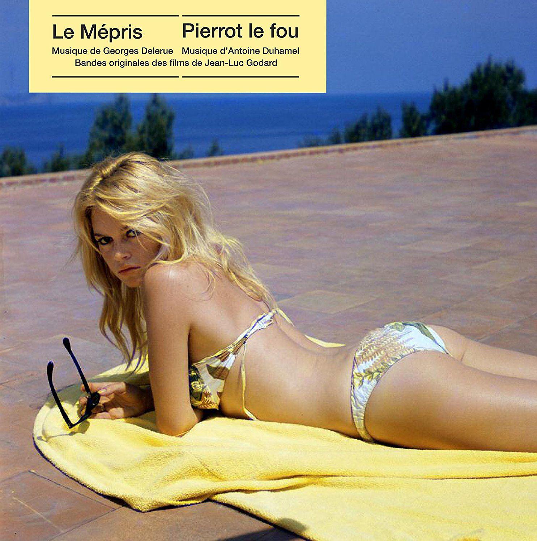 """Brigitte Bardot : Nouveauté """"Le Mépris / Pierrot le Fou"""" : Disque Vinyl..."""