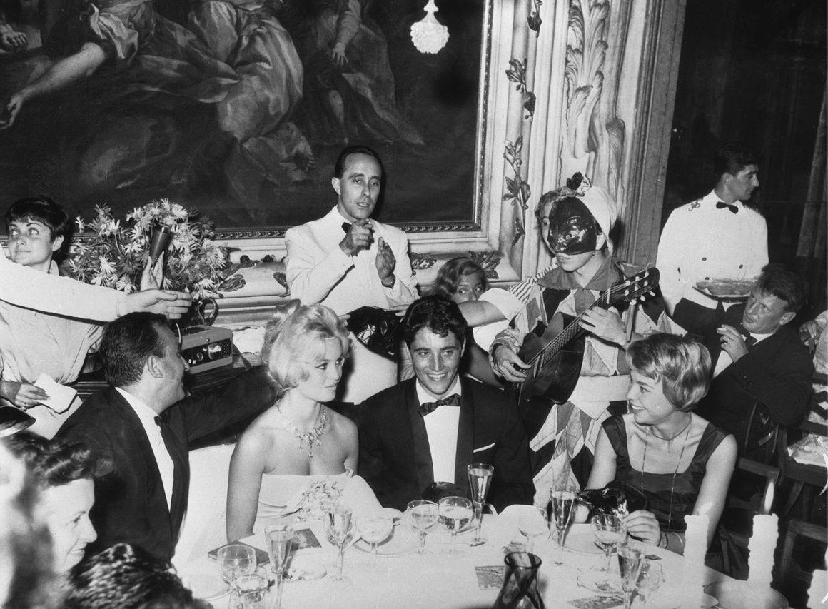 15 clichés inspirants de Brigitte Bardot à Venise
