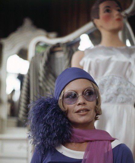 Rares visuels de Brigitte Bardot...
