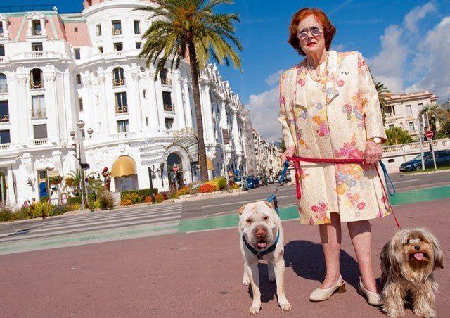 Nice: Jeanne Augier, propriétaire du Negresco, est décédée