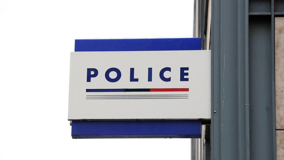 Un commissariat de police, à Paris (photo d'illustration).