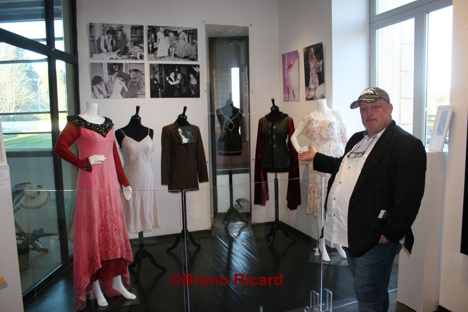 Clap de fin exposition Brigitte Bardot au château de la Buzine