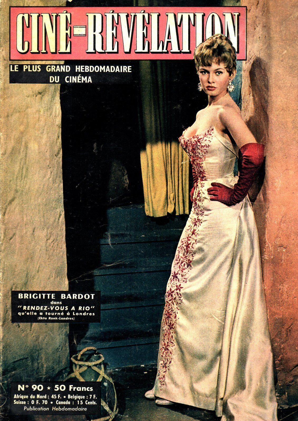 Brigitte Bardot mes dernières nouveautés dans mes collections