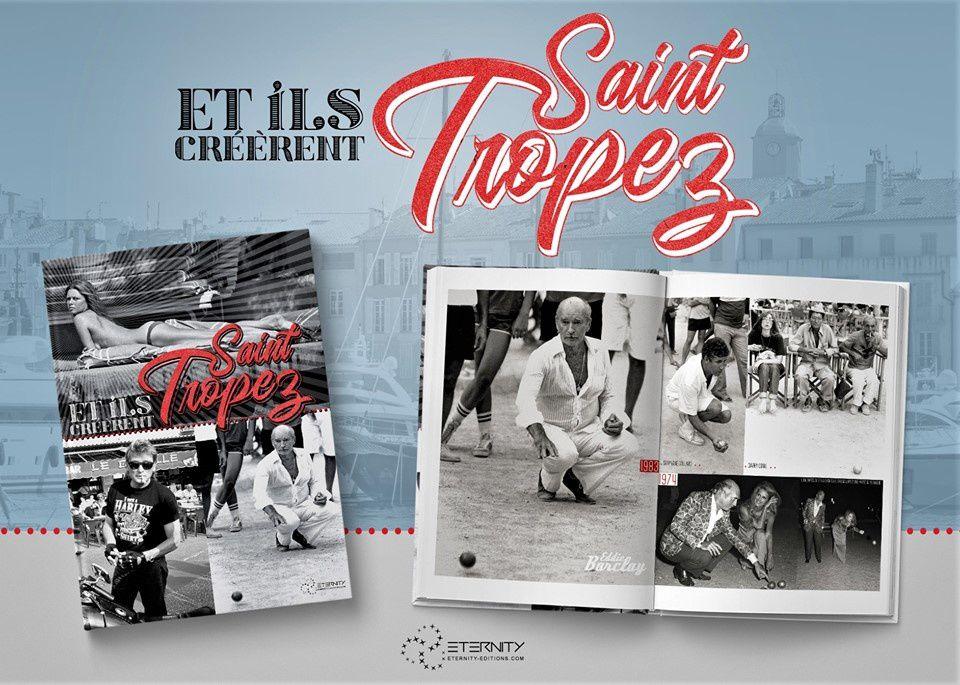 """Livre """"Et ils créèrent Saint-Topez"""""""