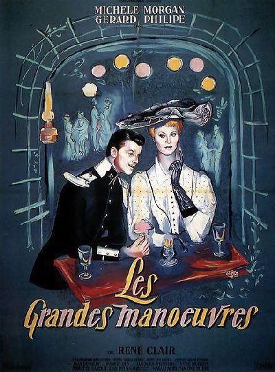 Filmographie Brigitte Bardot : Les Grandes Manœuvres de 1955