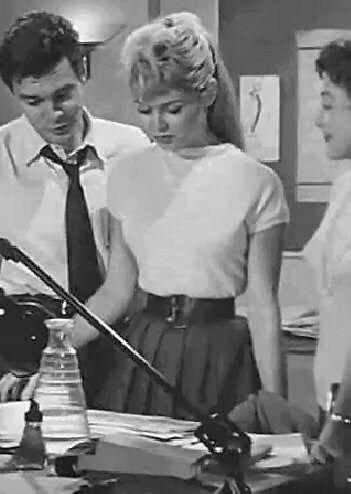 Filmographie Brigitte Bardot : La mariée est trop belle