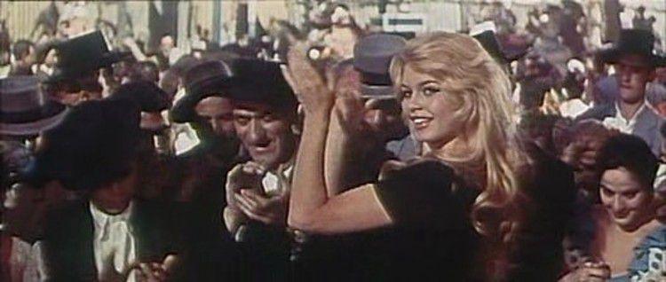 Filmographie Brigitte Bardot : La Femme et le Pantin