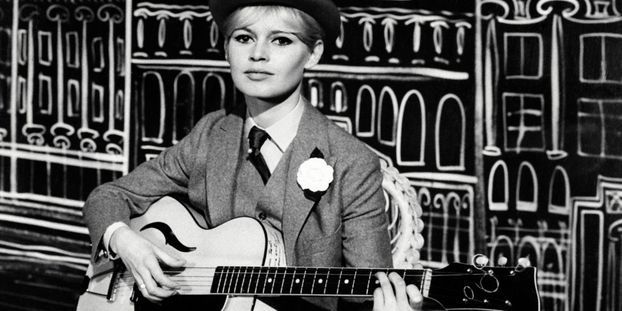 "Brigitte Bardot a interprété ""La Madrague"" en 1963."
