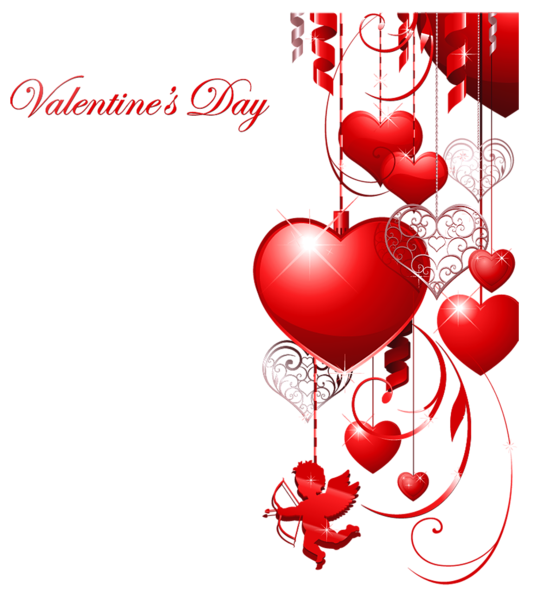 Sweet ,heart,clipart,valentine,day,saint,valentin,png,cœur,amour,love,red,pink,gold,cupid,cupidon,