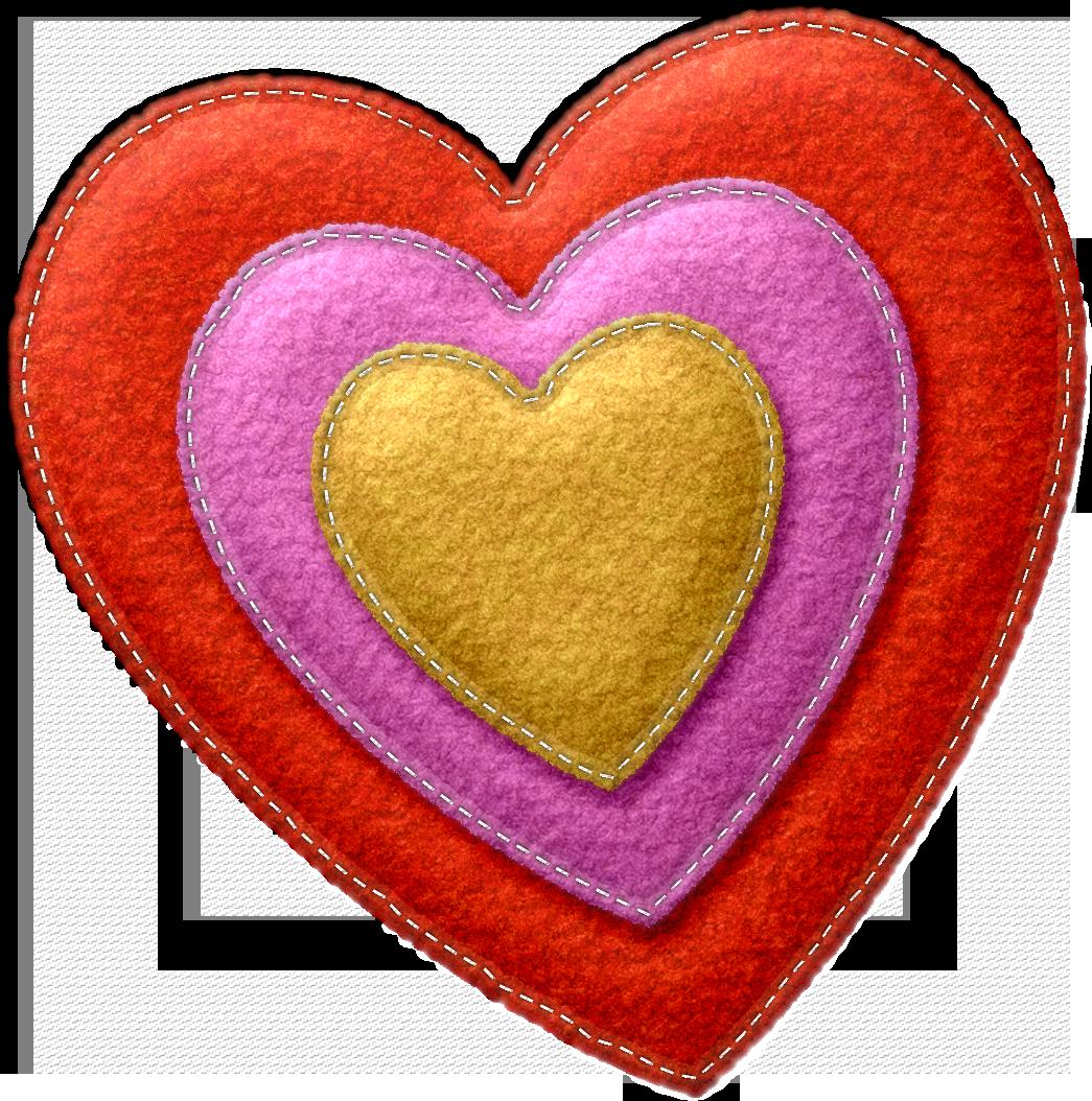 Saint-Valentin Dites-le avec le cœur ! Valentine's Day Say it with the heart !