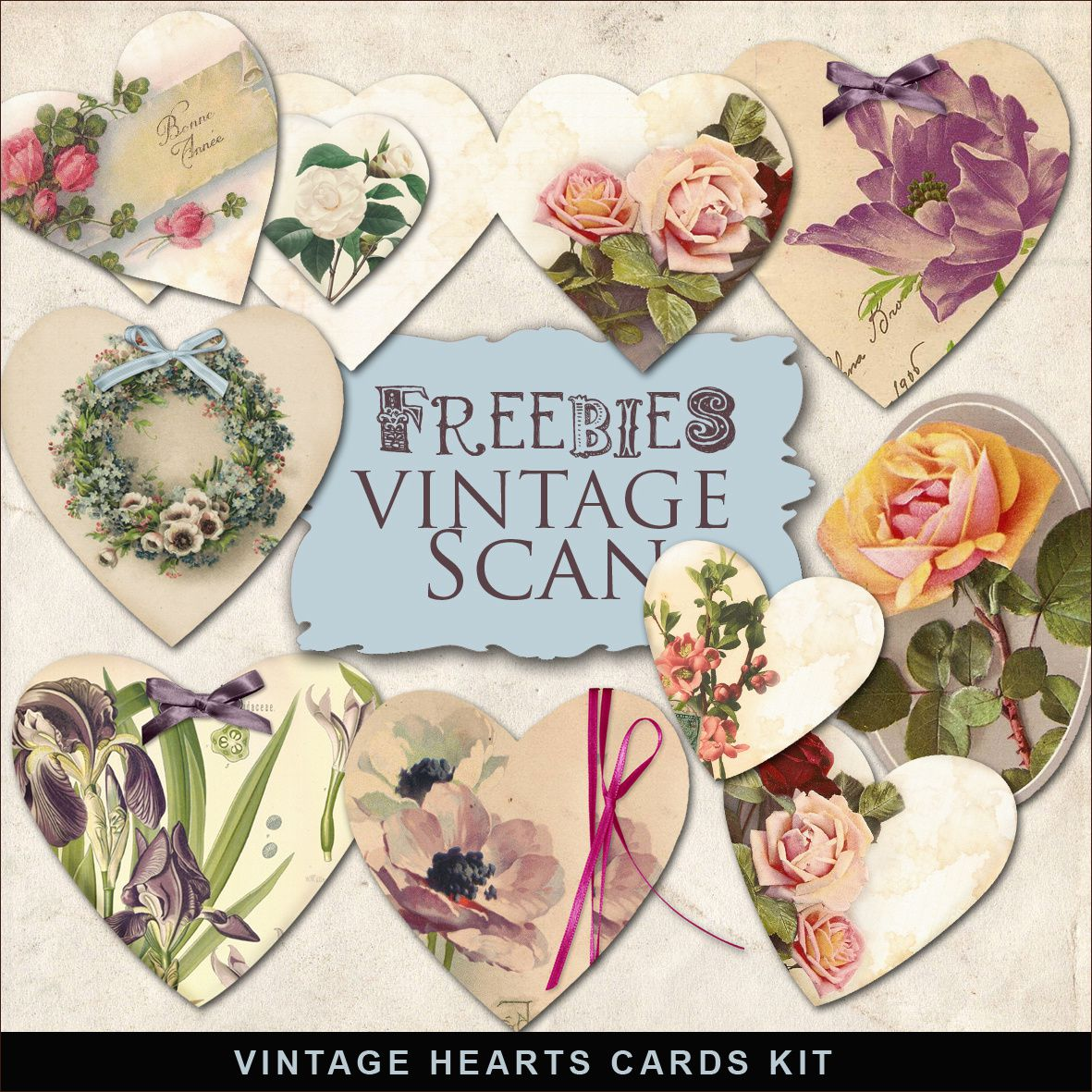 Vintage,Set,scrap,kit,free,Page,Scrapbooking,Sketche,digital,layout,bases,techniques,dérivés,kits,freebies,fathia,nasr,scraps,valentine,day,saint,valentin,full,heart,cœur,