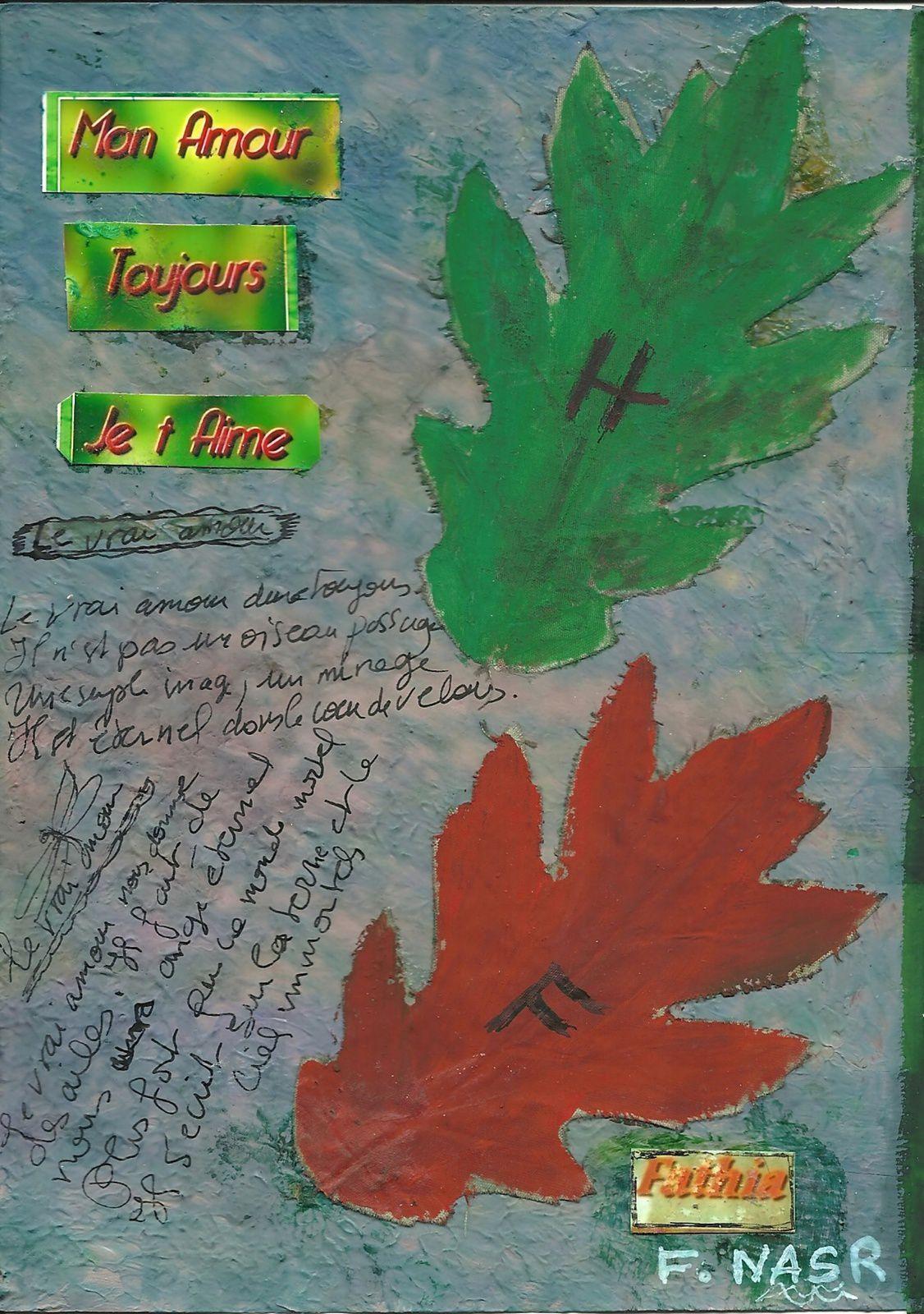 carterie,scrapbooking,carte,faite,main,amour,valentin,cœur,oiseaux,cage,fleurs,toi,moi,love,card,valentine,day,heart,perles,you,me,fathia,nasr,aime,