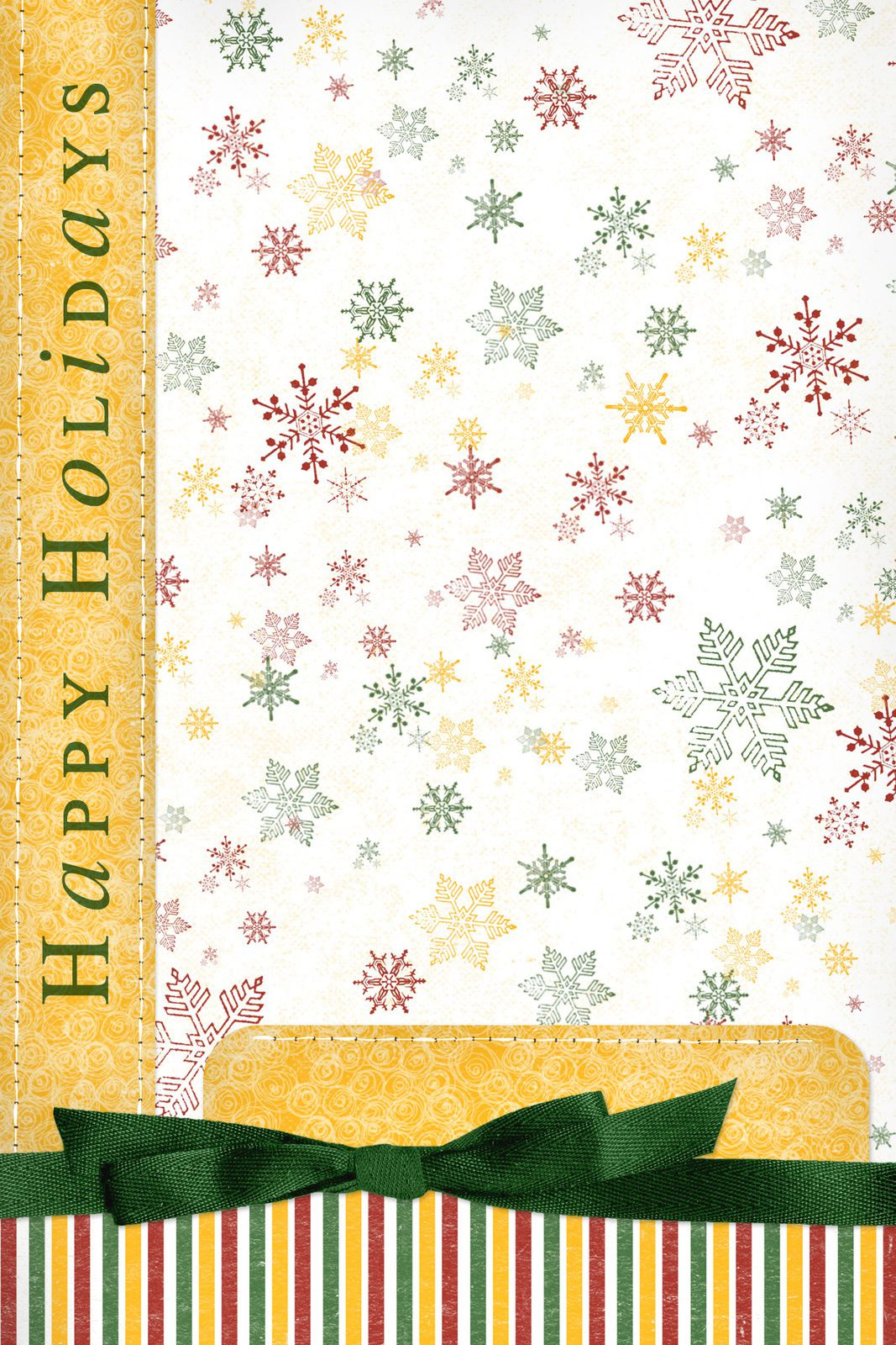 """Holiday  (Cards) -  Vacances (cartes) """"Merry Christmas"""""""