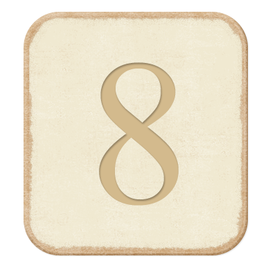 Sweet Serenity (Alpha and Numbers)