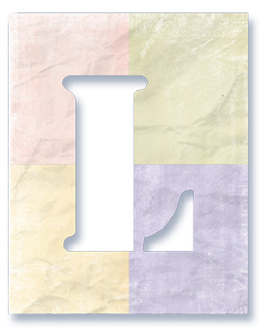 Scrapbooking Graphics (Alphabet - Baby Blanket)