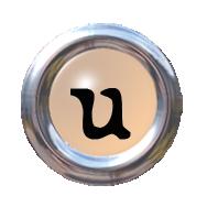 Scrapbooking Graphics  (Alphabet - Typewriter Key)