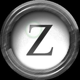 Scrapbooking Graphics (Alphabet - Button)