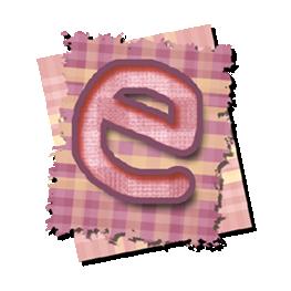 Scrapbooking Graphics (Alphabet - Plaid)