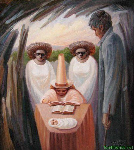 Portraits surréalistes