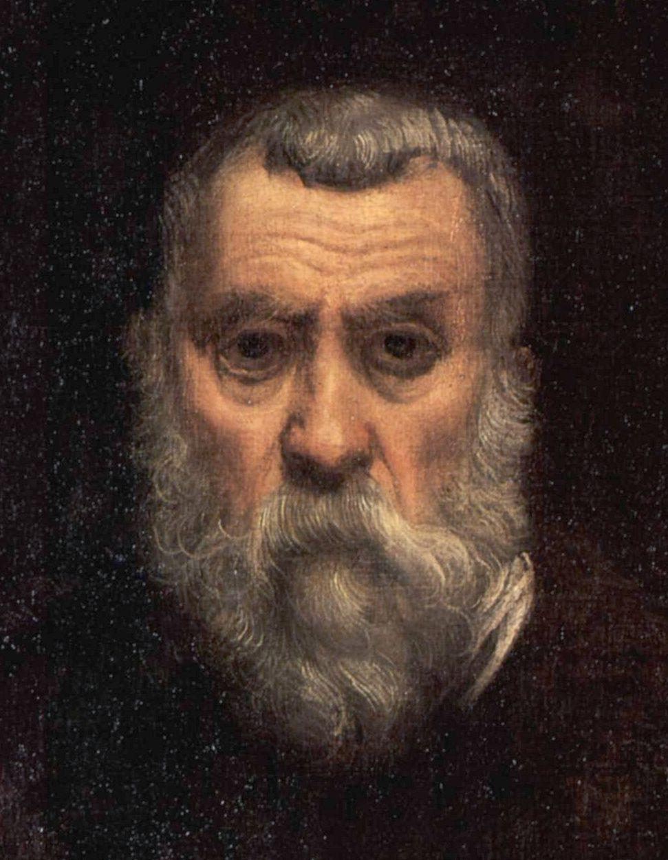 Jacopo-Tintoretto-self-portrait-