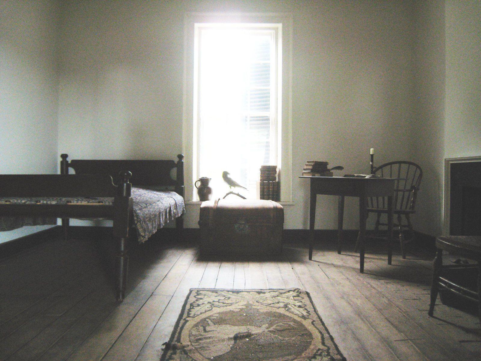 Le Corbeau de l'écrivain américain -1809 – 1849 - Edgar Allan Poe - traduit par Charles Baudelaire