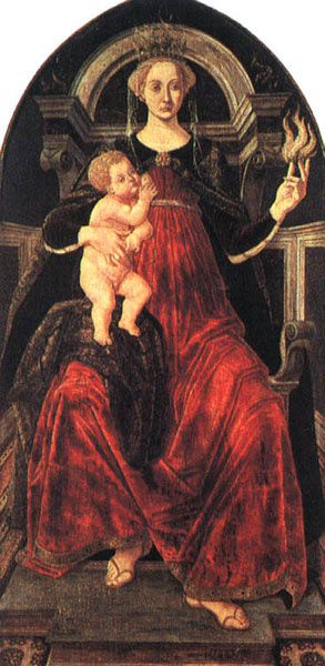 Œuvres d'art de l'artiste italien de la Renaissance Piero del Pollaiolo