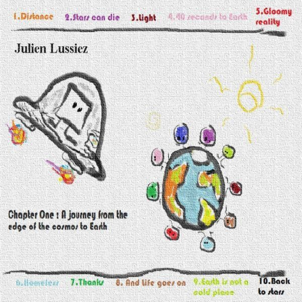 -cover-Julien Lussiez - A Journey from the Edge of the-Cosmos to the Earth
