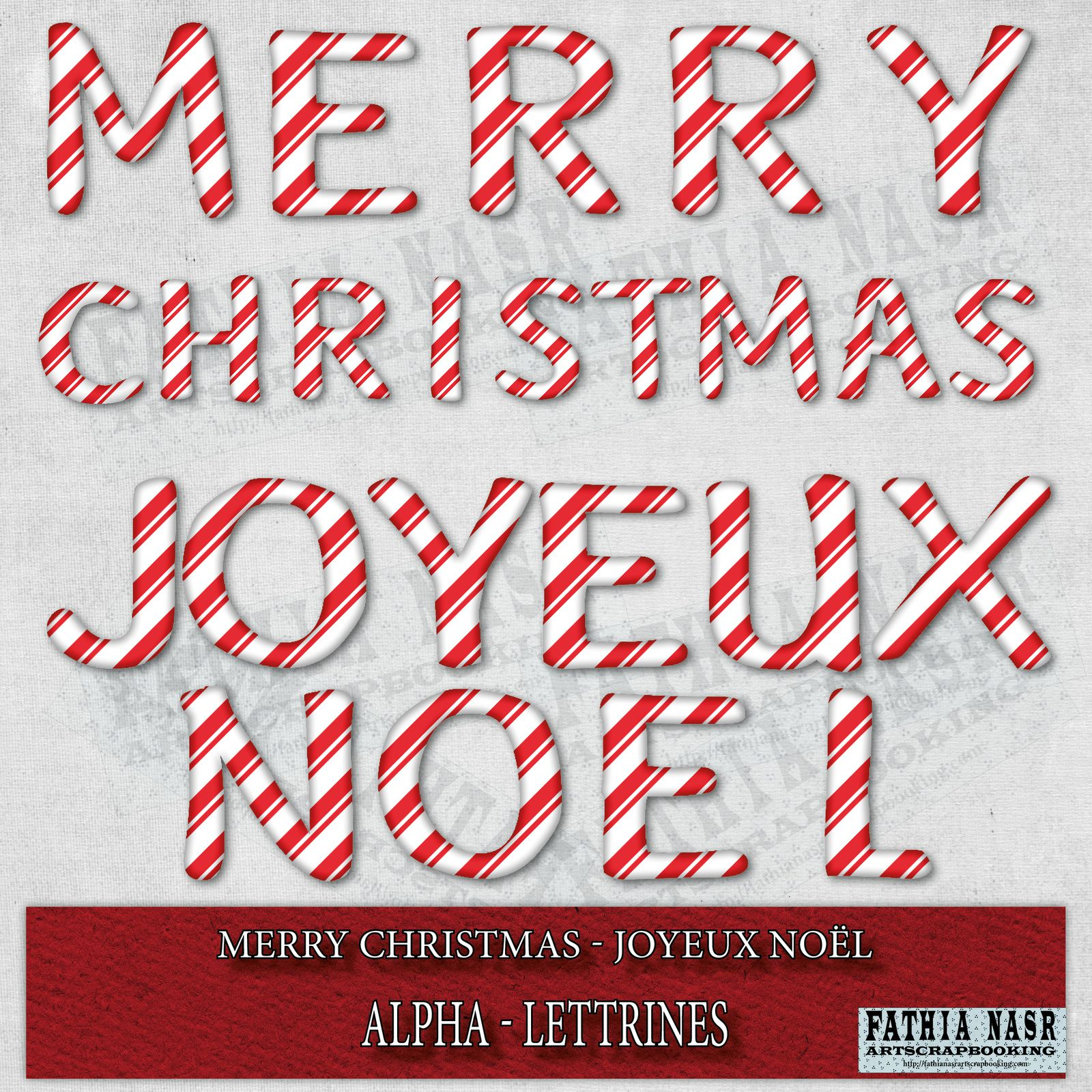 mini-kit-scrapbomini-kit-scrapbooking-digital-en-telechargement-gratuitement-joyeux-noel-merry-christmas-christmas Alphas-Lettrines Noël-Textures-Papers-Word-Arts-
