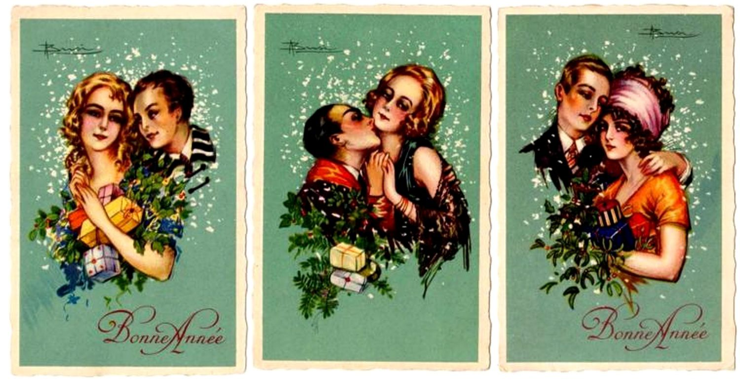 scrapbooking, cliparts, Noël, christmas, Winter, Hiver, Happy new year, freebies,Couple in love,Love,Happy New Year, Merry Christmas, Vitage clipart, Vintage Christmas,
