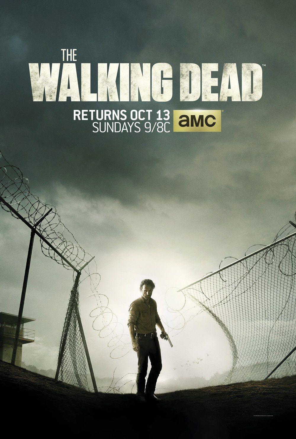 The Walking Dead sur OCS : la saison 4 en version française débarque ce soir.