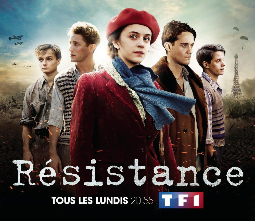 Episodes 1 et 2 de Résistance le 19 mai sur TF1.