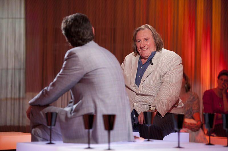 Presse : un numéro de So Film spécial Depardieu (avec entretien).