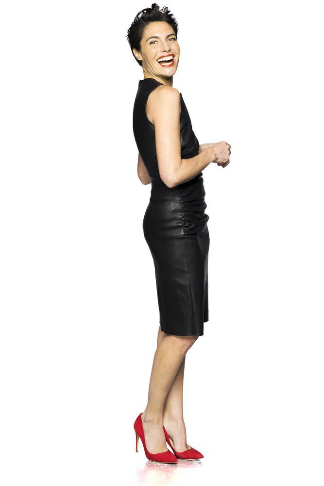 Alessandra Sublet dans les coulisses du festival de Cannes (25 mai).